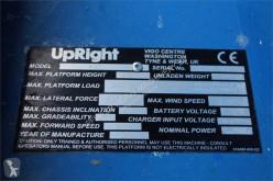 Ver as fotos Plataforma UpRight X32