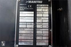 Vedere le foto Piattaforma aerea Manitou 100 VJR