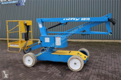 Ver as fotos Plataforma Niftylift HR10 Electric, 10m Working Height, Non Marking Tyr
