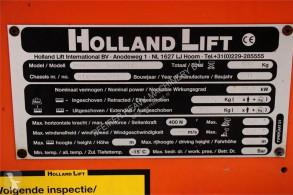 View images Hollandlift COMBISTAR N-140EL12 Valid inspection, *Guarantee! aerial platform