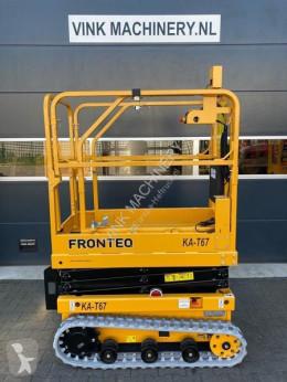 Fotoğrafları göster Yükseltici platform nc KA-T67 Track Sissorlift