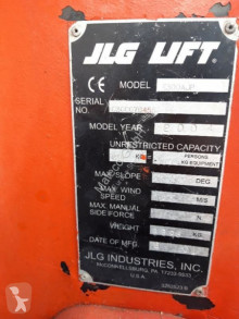 Voir les photos Nacelle JLG E300AJP