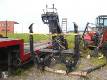 Farmi HK4581 houtkraan, Holzkran, Woodcrane forestry equipment used