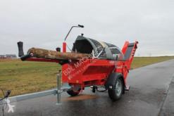 Material florestal Máquina de rachar a lenha Hakki Pilke HAWK 25 houtklover zaagkloofmachine