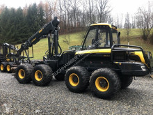 Ponsse Bear 8W used Forest harvester