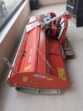 Kuhn VKD 210 Broyeur forestier occasion