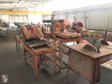 matériel forestier nc Seghe circolari da cantiere, per laterizio e per legno