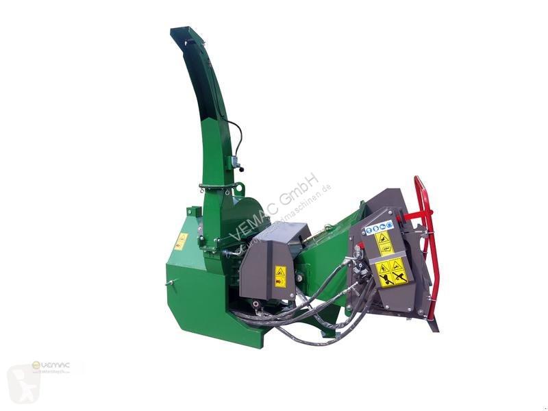 Voir les photos Espaces verts nc WOD24H Holzhäcksler Hydrauliköltank Schredder Holzschredder NEU