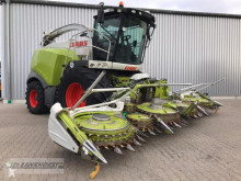 Claas forestry equipment