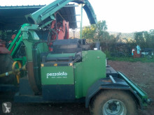 Material forestal Pezzolato PTH40.70 Trituradora forestal usado