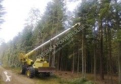 Jarraff Sky Trim used Forest crane