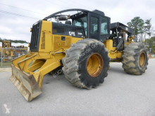 Caterpillar 545C Troliu forestier second-hand