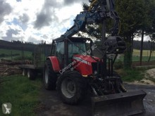material forestal Tractor forestal Massey Ferguson
