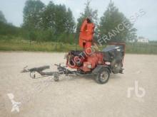 Trituradora forestal usada