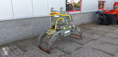 Groeneveld 822R-2000A rondklem met zaagkast forestry equipment used