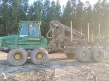 Lesnický traktor použitý