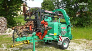Jenz Hem 18 used Forest grinder