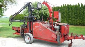 Material forestal Eschlböck Biber 7 mit Motor Trituradora forestal usado