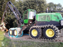 John Deere 1270 G 8-Rad used Forest harvester