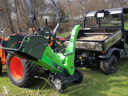 CS 100 Zapfwelle new Wood mulcher