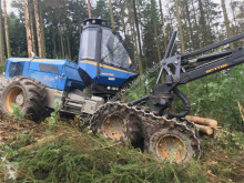 Rottne Forest harvester H14