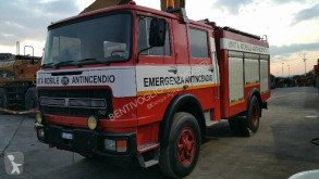 Camion pompiers nc OM 160