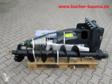 Nc Holz Kegelspalter - Auch Bohrgerät für Bagger Combinado serra máquina de rachar usado