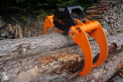 Material forestal usado