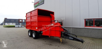 930 combi used Wood mulcher