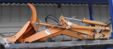 Skogsbruksmaterial Frontschwinge mit Polterschild - Stollaufnahme begagnad