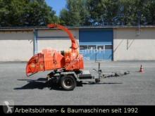 Jensen A 328 DI, Schredder gebrauchter Forst-/häcksler/mulcher