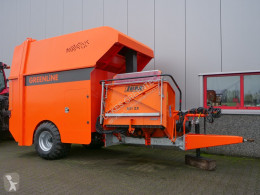Camper (combi) forestry equipment used