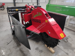 Piranha forestry equipment used