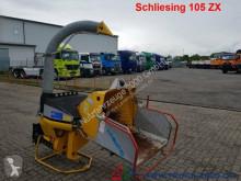 معدات غابوية حامل Schliesing 105 ZX Holzhäcksler aus 1. Hand