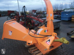 BX 62 R used Wood mulcher