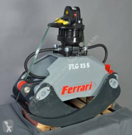 Lesnický jeřáb Ferrari Holzgreifer FLG 23 XS + Rotator FR55 F