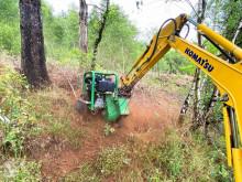 Bosbouwmaterieel Wurzelfräse Baggeranbau tweedehands