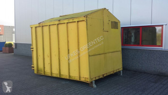 Houtsnipper container forestry equipment used