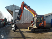 Doosan DX 140 CR-5 excavator pe şenile second-hand