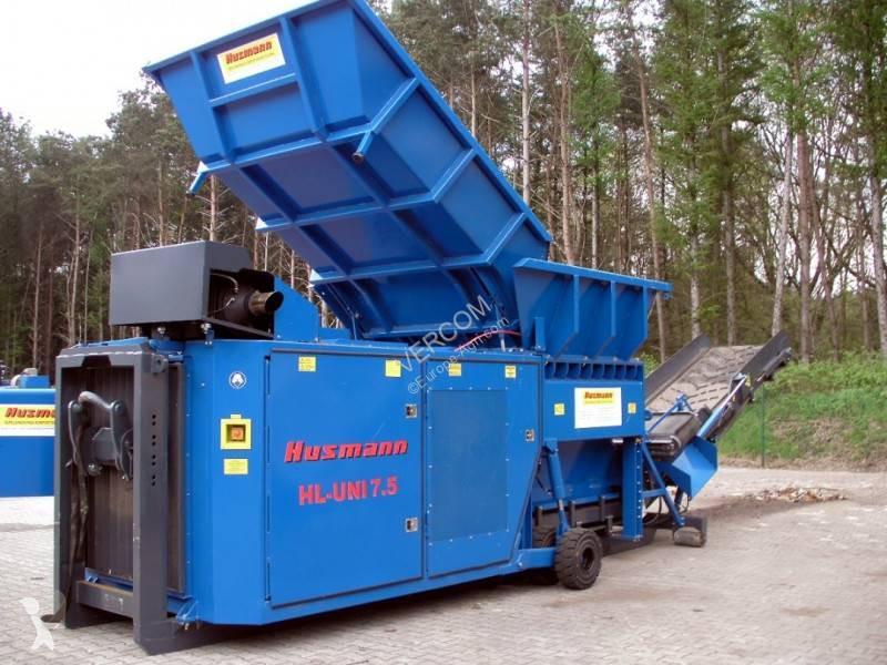 Voir les photos Matériel forestier Husmann HL UNI 7.5 HL UNI 7.5