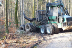 Logset 6F used Forest harvester