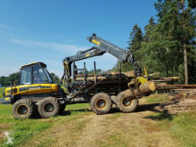 Ponsse Wisent 8W used Forest harvester