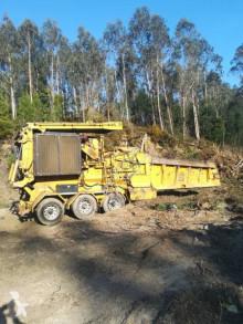 Material forestal Vermeer HG6000 Trituradora forestal usado