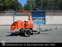 Jensen A 328 DI used Wood mulcher