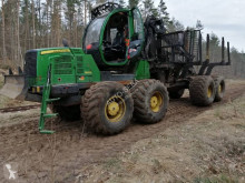 John Deere 1910E Forwarder, 2014rok, 240KM Purtător second-hand