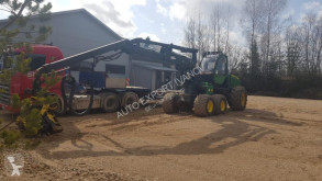 John Deere 1170 E used Forest harvester