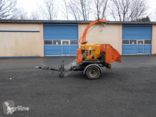 Jensen A328 DI used Forest grinder