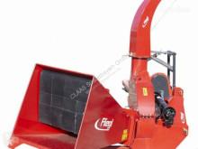 Fliegl HOLZHACKER BIG MIT DREI Ladeschaufel Triturador florestal usado