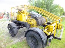 Lierwagen 10 ton Treuil occasion