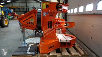 Material forestal Westtech C 450 with Autolubrification on Tilt Rotation Procesadora nuevo